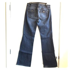 Banana Republic Jeans 29 8 Long Bootcut